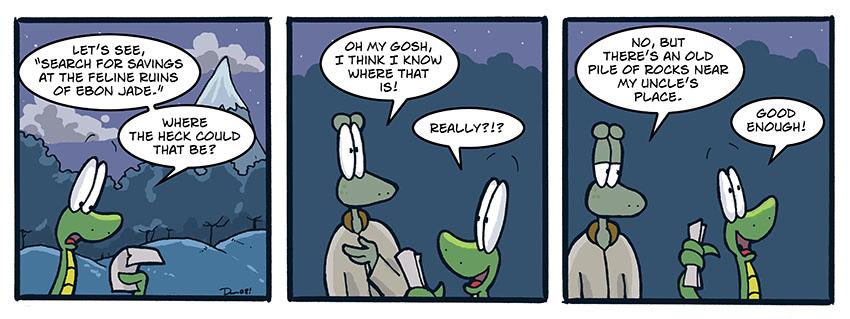 Solving Riddles