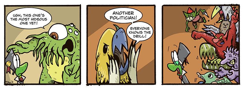Goblins Have Standards