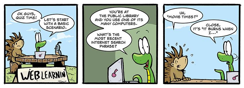 Web Learnin'