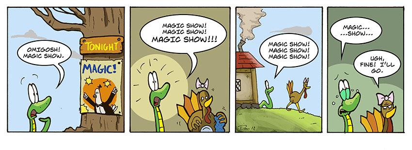 Magic Show!